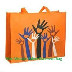Non Woven Advertisement Bag