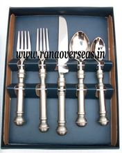 Aluminium Stainless Steel Cutlery Sets