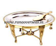 Brass Metal Catering Rice Warmers