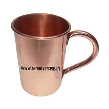 Pure Copper Plain Moscow Mule Mugs