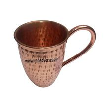 Pure Copper Vodka Mug