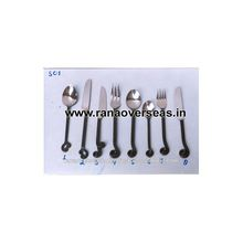 Stainless Steel Cutlery Set in Resin handles