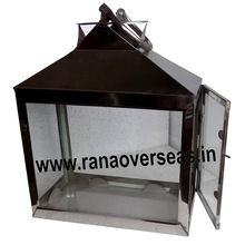 Steel Glass Indoor Decorative Ceiling Lanterns