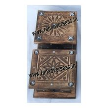 Wooden Decorative Carving Boxes