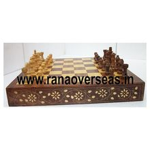 Wooden Decorative Chess Set