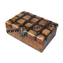 Wooden Plain Antique Luxury Box