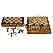 Wooden Square Chess Set