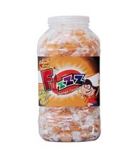 HARD BOILED FIZZ CANDY