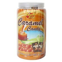 MILK CARAMEL TABLET CANDY
