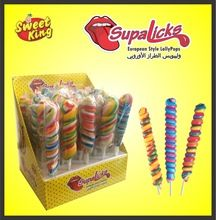 Multi Colour Fruit lollipop