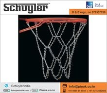 Basket Ball Net Steel Chain