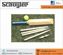 CRICKET SET WOODEN