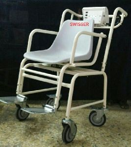 Wheel Chair Weighing Scale