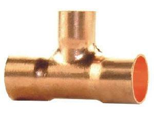 Copper T Joint