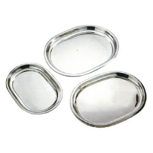 Stainless Steel Capsule Tray