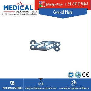 Orthopedic Implant Anterior Cervical Plate