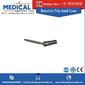Reduction Polyaxial Pedicle Screw