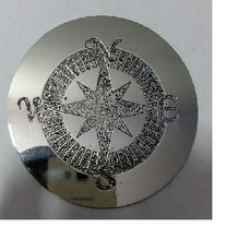 METAL STAINLESS COASTER