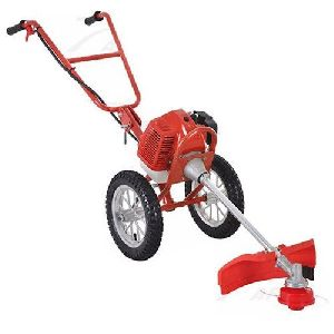 Trolley Hand Push Brush Cutter