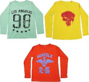 Boys Full Sleeve T-Shirts 02