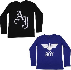 Boys Full Sleeve T-Shirts