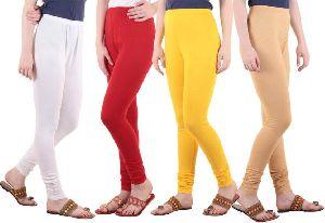 Ladies Plain Leggings 04