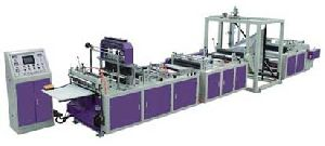 Fully Automatic Non Woven Bag Making Machine