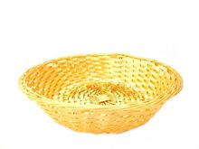 Handwoven Fruit Bread Basket