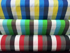 Check Cotton Fabric