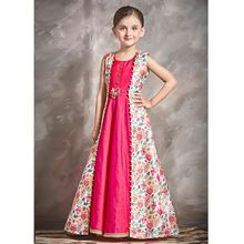 Fancy Kids Wedding Gown