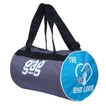 folded durable canvas travel gym bags