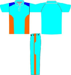 Micro Polymer Cricket Jersey