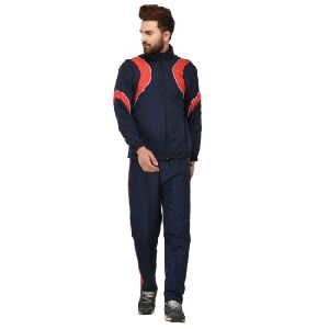 Polyester Mens Tracksuits