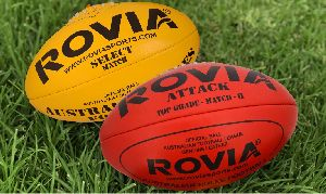 Australian Rules Football Leather