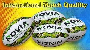Rugby Ball International Match Quality