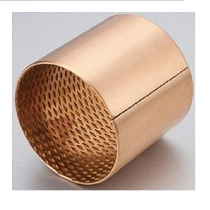 Wrapped Bronze Sleeve Bushing