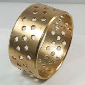 Wrapped Cylinder Bronze Bushing