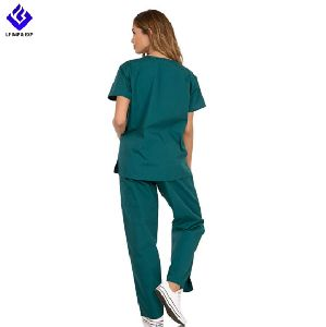 Simple Medical Uniforms For Ladies