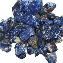 High quality natural Blue Jasper Sodalite Rough