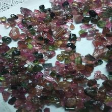 Uncut Rough Tourmaline Multi Tourmaline Stone