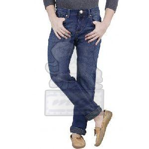 Mens Denim Regular Fit Jeans