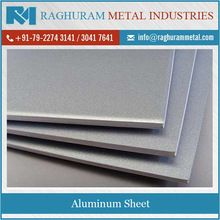 Aluminum Sheet Metal Plate