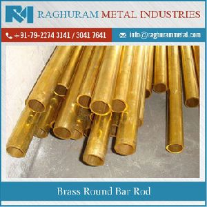 Durable Brass Round Bar