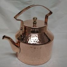 Copper Painting stainless steel tea kettle