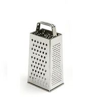 Stainless Steel Disc Cheese Grater