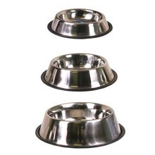 Stainless Steel Pet Feed Dog Bowl