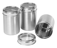 Stainless Steel See Thru Canister