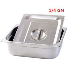 stainless steel Steam Table Anti Jam Gn Pan
