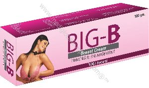 Breast Enlargement Cream
