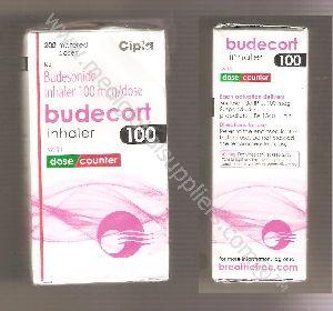 Budesonide 100MCG Inhaler (Entocort)